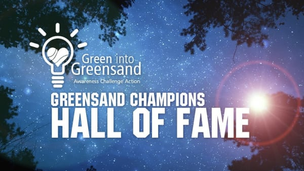Greensand Champions Hall of Fame