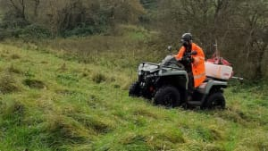 All Terrain Vehicle training