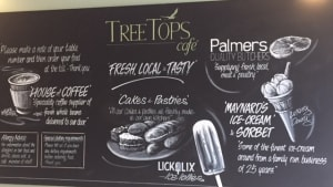 Tree Tops Cafe