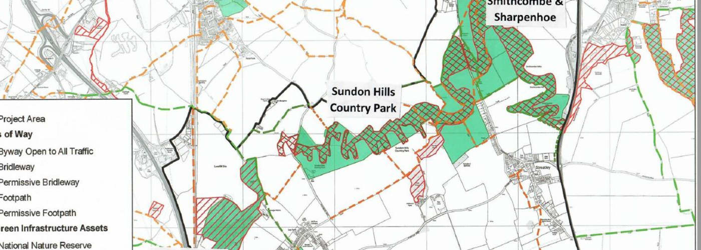 Planning for the environment North of Luton