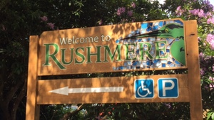 Parking at Rushmere